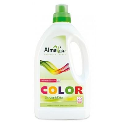 Almawin - Organik Renkliler için  Çamaşır Yıkama Sıvısı 1,5Litre