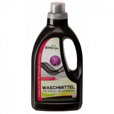 Almawin - Organik Siyah Renkli Çamaşırlar için Yıkama Sıvısı (25 Yıkama) 750ml