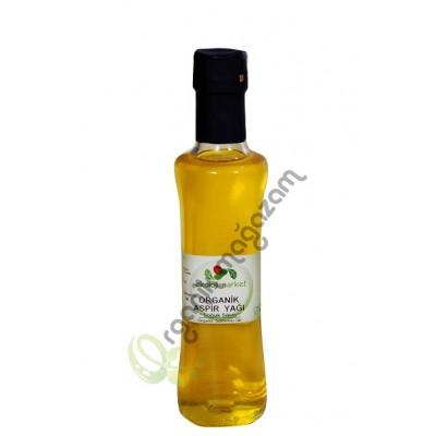 Ekoloji Market - Organik Aspir Yağı (Soğuk Sıkım) 250 ml