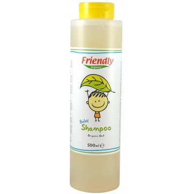 Friendly Organic - Organik Bebek Şampuanı 500ml