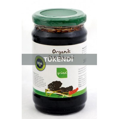 Grünn - Organik Dut Pekmezi 380 gr