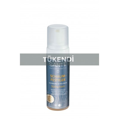 Sante - Organik Saç Şekillendirici Köpük 150 ml