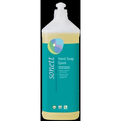 Sonett - Organik Sıvı El Sabunu Epure 1 Litre