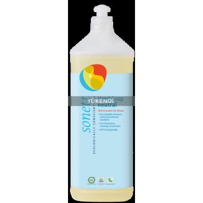 Sonett - Organik Nötral Sıvı El sabunu 1 Litre