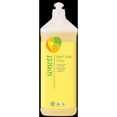 Sonett - Organik Sıvı El Sabunu Citrus 1 Litre