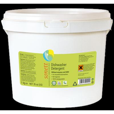 Sonett - Organik Bulaşık Makinesi Yıkama Tozu 1,5 kg