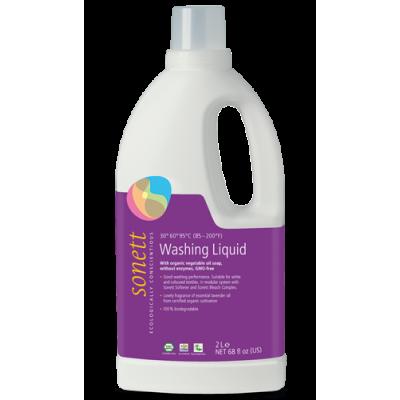Sonett - Organik Çamaşır Yıkama Sıvısı (Lavanta) 2 Litre