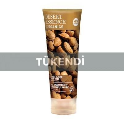 Desert Essence - Tatlı Badem Özlü Organik Duş Jeli 237 ml