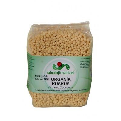 Ekoloji Market - Organik Kuskus 400 gr