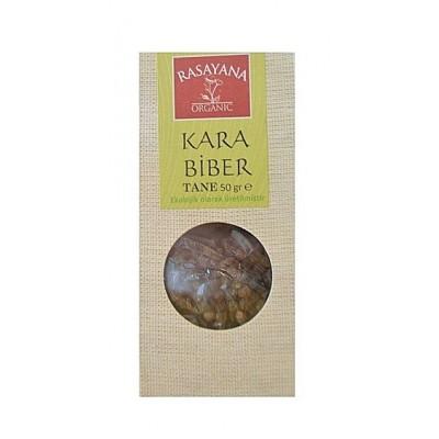 Rasayana - Doğal Tane Karabiber 50 gr