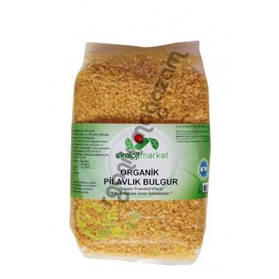 Ekoloji Market - Organik Pilavlık Bulgur 1000 gr