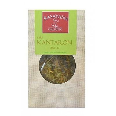 Rasayana - Organik Sarı Kantaron 30 gr