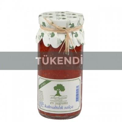 Şekerhanım - Kahvaltılık Salça (Acıka) 290 gr