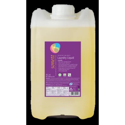 Sonett - Organik Çamaşır Yıkama Sıvısı (Lavanta) 10 Litre