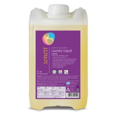 Sonett - Organik çamaşır Yıkama Sıvısı (Lavanta) 5 Litre
