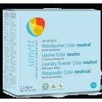 Sonett - Organik Renkliler için Nötral Çamaşır Yıkama Tozu 1,2 Kg