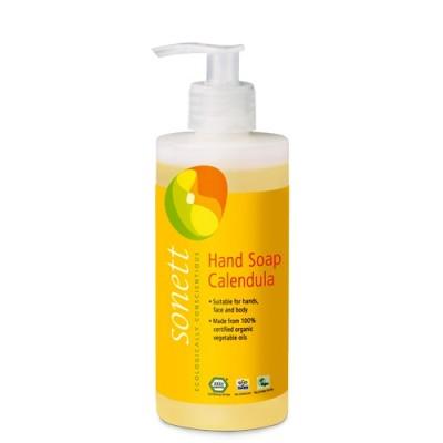 Sonett - Organik Sıvı El Sabunu Altıncık Çiçeği 300 ml
