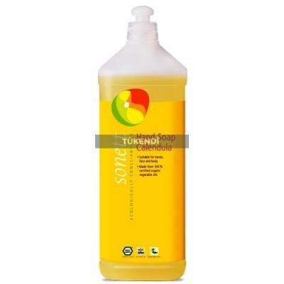 Sonett - Organik Sıvı El Sabunu Altıncık Çiçeği 1 Litre