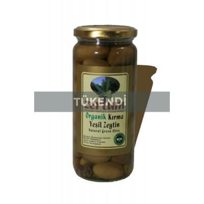 Zertum - Organik Kırma Zeytin 475 gr