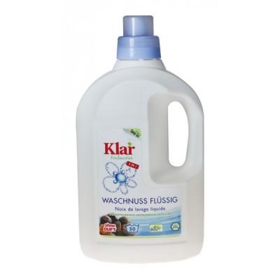 Klar - Organik Çamaşır Yıkama Sıvısı (El + Makine) 1,5 Litre