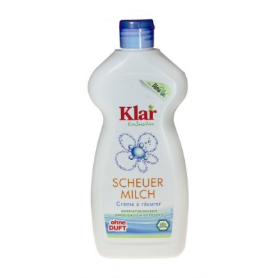 Klar - Organik Ovma Sütü (CIF) 500 ml