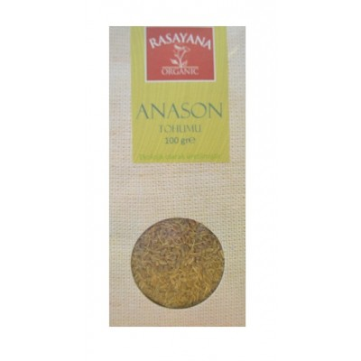 Rasayana - Organik Anason Tohumu 100 gr