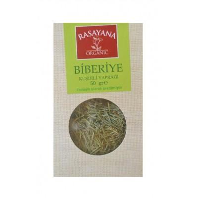 Rasayana - Organik Biberiye (Kuşdili) Yaprağı 50 gr