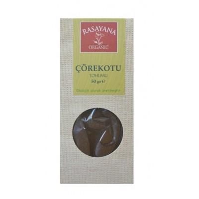 Rasayana - Organik Çörekotu Tohumu 50 gr