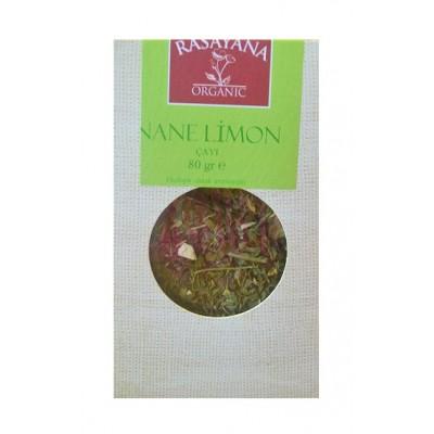 Rasayana - Organik Nane Limon Çayı 80 gr