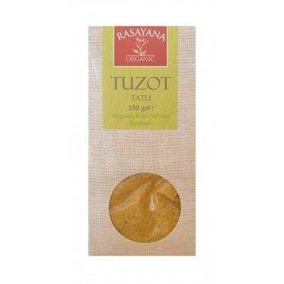 Rasayana - Organik Tuzot (Tatlı Baharatlı Tuz Karışımı) 150 gr