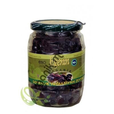 Tardaş - Organik Siyah Zeytin 420 gr