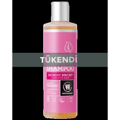 Urtekram - Organik Şampuan (Nordic Birch - Kuru Saçlar) 250ml
