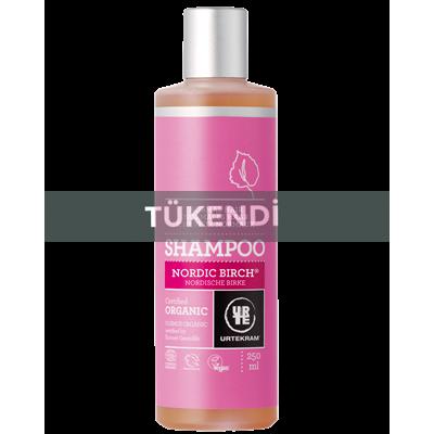Urtekram - Organik Şampuan (Nordic Birch - Normal Saçlar) 250ml